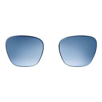 Bose Lenses Alto Style Blue Cristales Espejo Degradado azul para Frames Alto