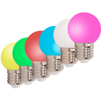 Ibiza Light LED STRING 6BULBS Bombillas de Recambio Para Guirnalda Luminosa