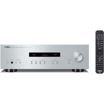YAMAHA AS-201 Silver Amplificador Stereo HiFi 65+65W ( REACONDICIONADO )