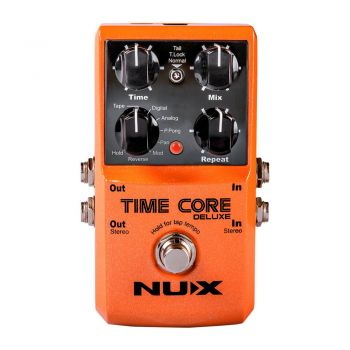 Nux Time Core Deluxe Pedal Delay