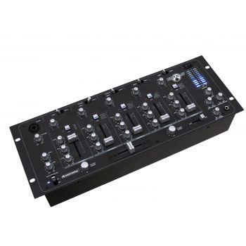 Omnitronic EMX-5 Mezclador para Club de 5 Canales