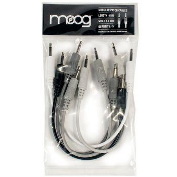 Moog Patch 30 cm Cable para Modulares