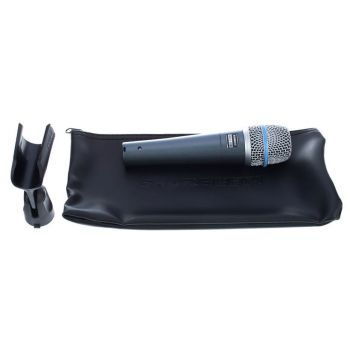 SHURE BETA 57A Micrófono dinamico instrumentos  BETA57A
