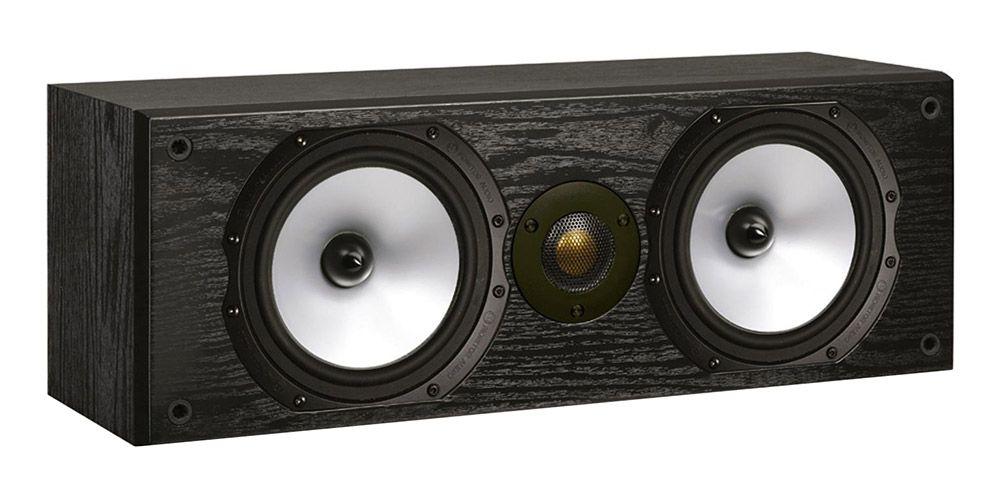 monitor audio mr center black