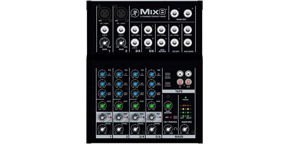 mezclaodr mix 8