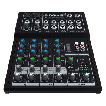 Mackie Mix 8 Mezclador 8 Canales