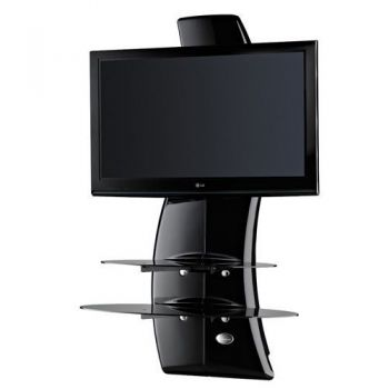 MELICONI Mueble Tv GHOST DESING Rotation  2000 BLACK 488086