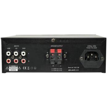 QTX KAD2 Amplificador Karaoke
