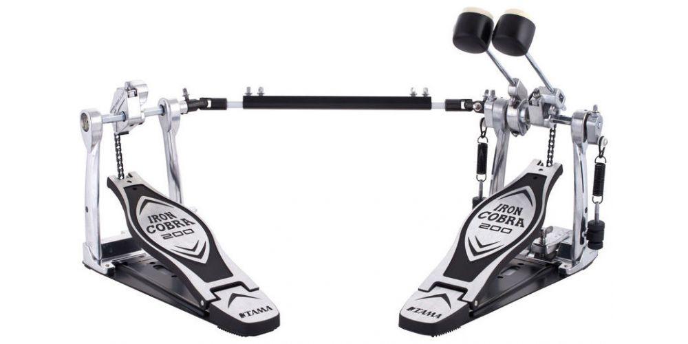Tama HP200PTW Pedal Bombo Iron Cobra 200 doble