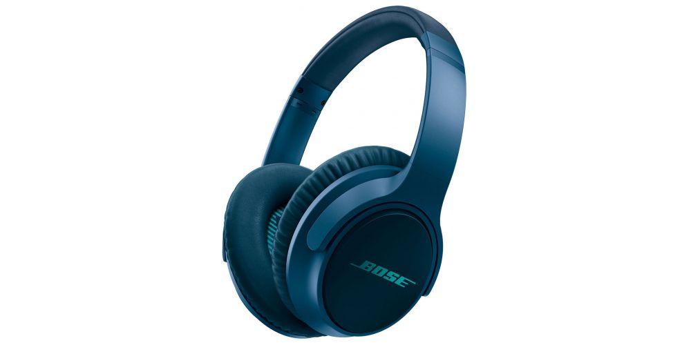 bose soundtrue around ear navy blue stereo headphones for sa 17f