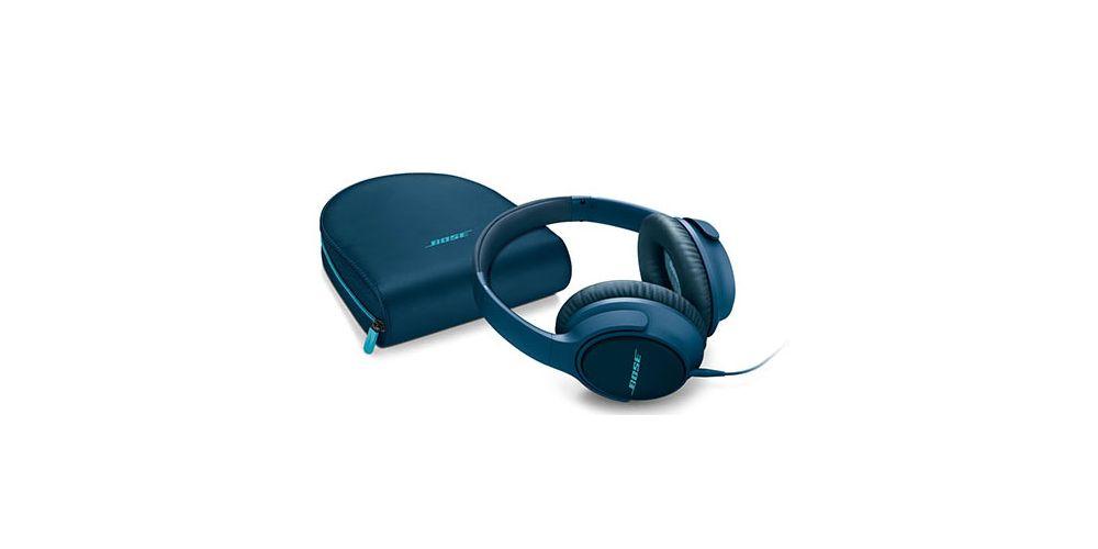soundtrue ae2 mfi auriculares para iphone azul funda