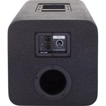 TC Electronic RS112 Pantalla de bajo -