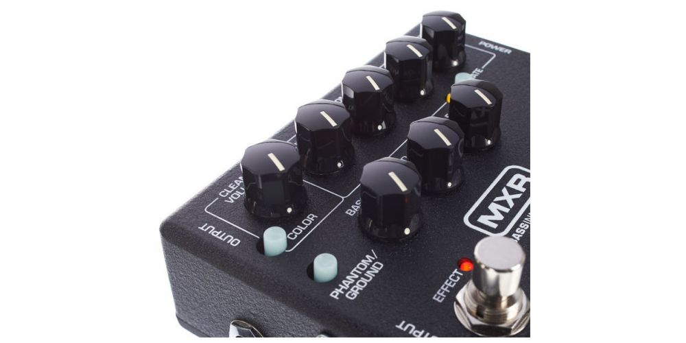dunlop mxr m80 bass di plus knob