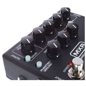 MXR M80 Bass D.I. Plus
