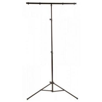 Beamz Soporte de luces Altura 180 hasta 250 cm. 180610