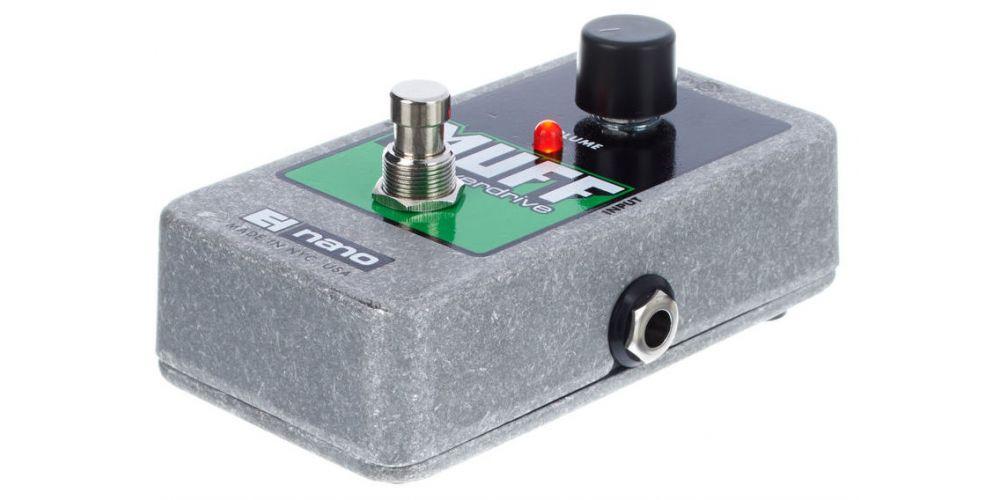 Electro Harmonix Nano Muff Overdrive
