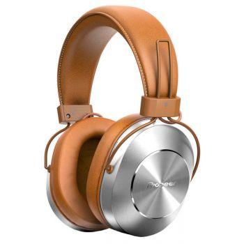 PIONEER SEMS7BT-T Auriculares Hi-Res Bluetooth Marrones