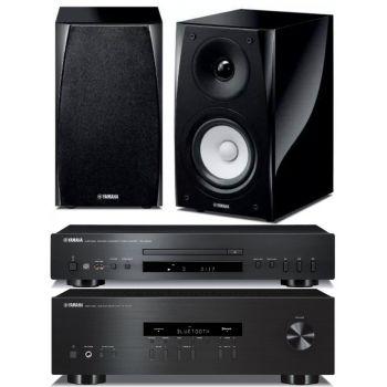 YAMAHA RS202D BK+CDS300 BK+NSBP182