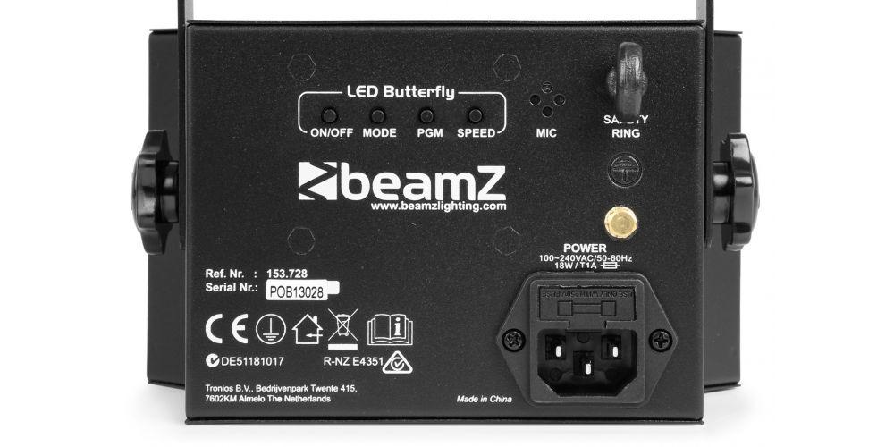 comprar BEAMZ LED Butterfly