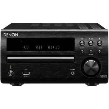 DENON RCDM-40 Black+ Jamo S622 White