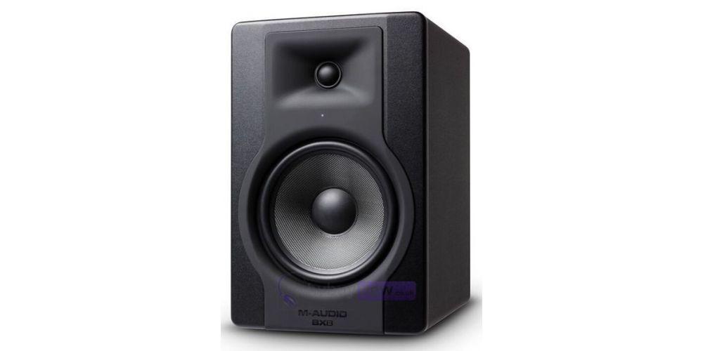 m audio bx8d3 front