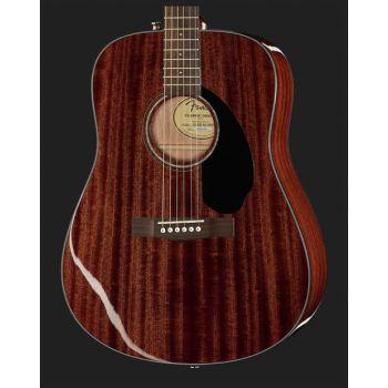 Fender CD-60S All Mahogany Natural. Guitarra Acústica