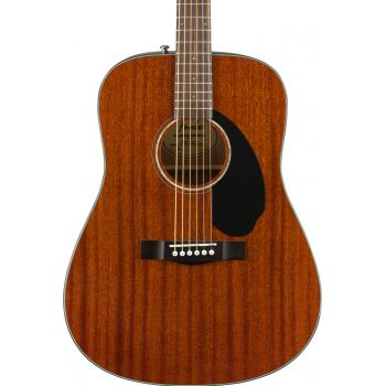 Fender CD-60S All Mahogany Natural. Guitarra Acústica