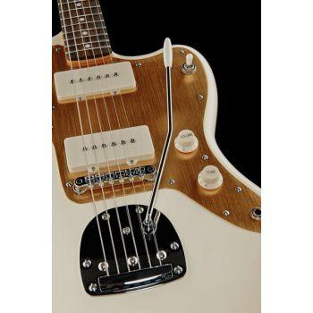 Fender Squier J.Mascis Jazzmaster LRL Vintage White