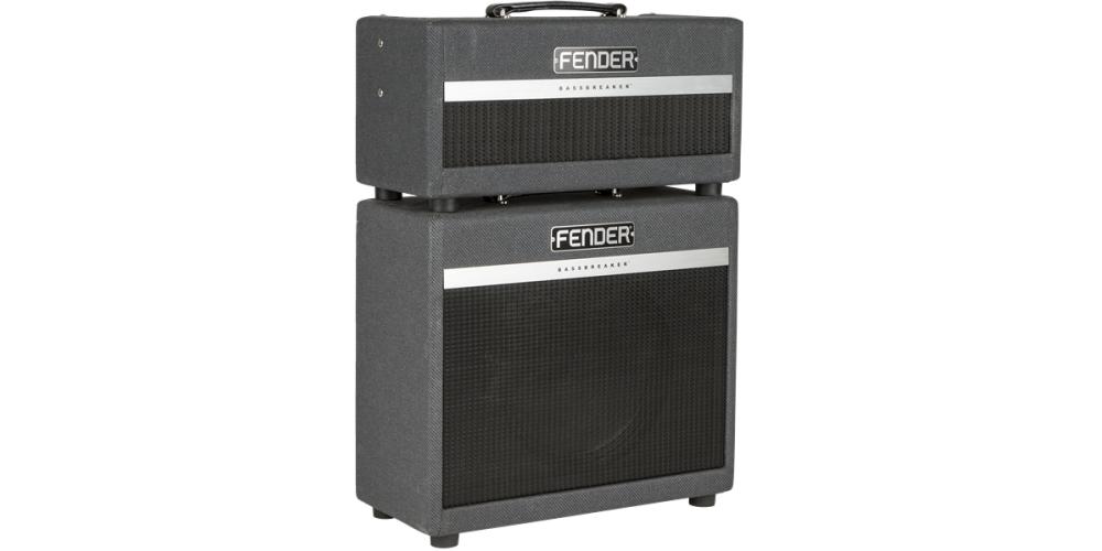 fender bassbreaker 15 head amplificador