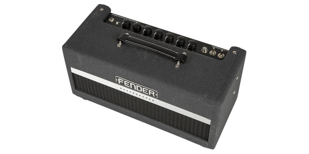 fender bassbreaker 15 head conexiones