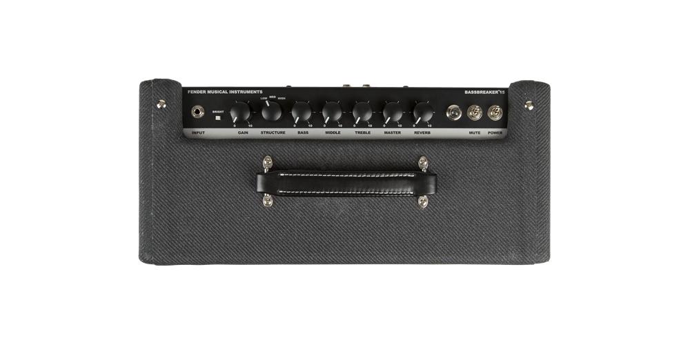 fender bassbreaker 15 head oferta