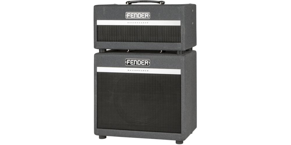 fender bassbreaker 15 head sonido