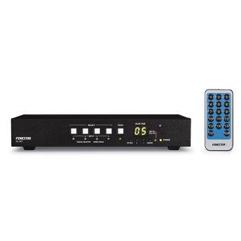 Fonestar FO-347 Selector VGA 4 x 1 con mando a distancia