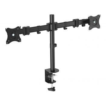 Fonestar STM-6211N Soporte orientable de mesa para 2 TV de 13 a 27 (33 a 68'5 cm)