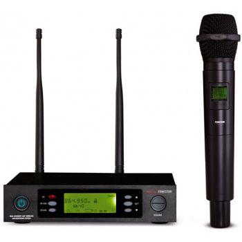 Fonestar MSH-887-512 Micrófono inalámbrico de mano UHF