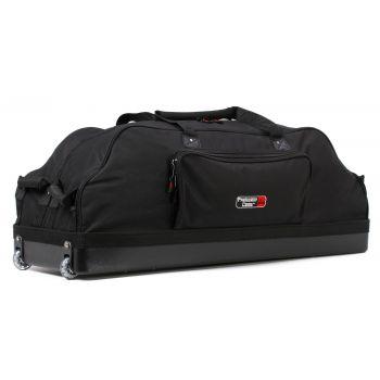 Gator GP-HDWE-1436-PE Bolso para Accesorios de Bateria, 14″ x 36″ con Ruedas y Fondo Moldeado