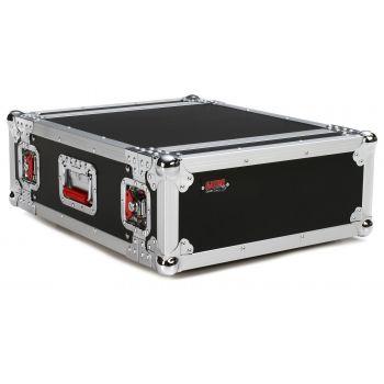 Gator GTOUR4U Flightcase G-Tour para 4 Unidades de Rack