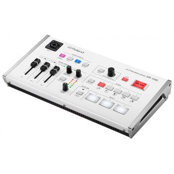 Roland VR1HD Streaming Mixer Mezclador para Transmisión Multicámara