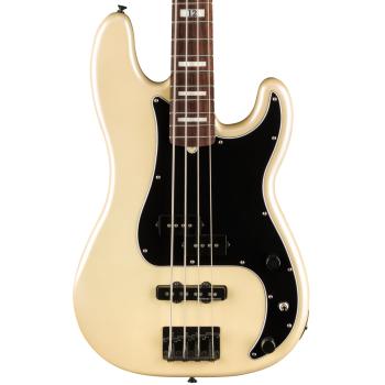 Fender Duff McKagan Deluxe Precision Bass RW White Pearl