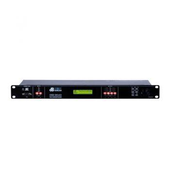dB Technologies DSX 2040 Procesador de Altavoces