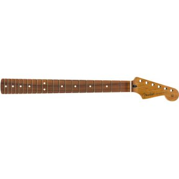 Fender Roasted Maple Stratocaster Neck 21 Narrow Tall Frets PF