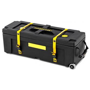 Hardcase HN28W Estuche Rígido para Herrajes de Batería (70,5 x 22,6 x 21,6 cm)