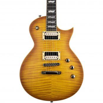 ESP LTD EC-1000T FM Guitarra Eléctrica Honey Burst Satin
