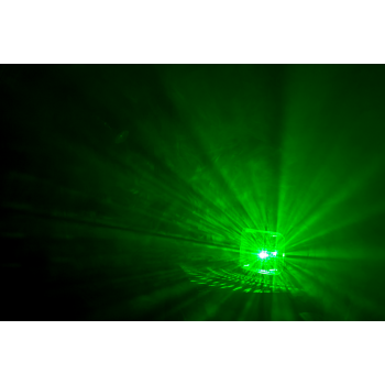 Ibiza Light DERBY MULTI Efecto Derby Multi Haz de Led Con DMX