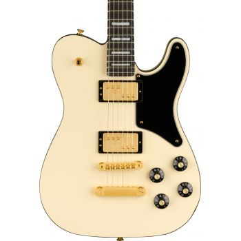Fender Parallel Universe Volume II Troublemaker Telecaster Custom HH EB Olympic White