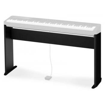 Casio CS-68BK Soporte para los pianos digitales Casio PX-S1000 y PX-S3000