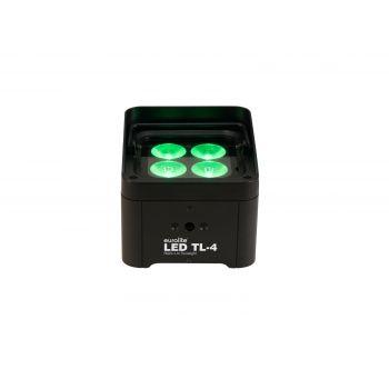 Eurolite Led TL-4 QCL RGB+UV Trusslight Foco RGB y Luz Negra