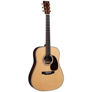 Martin D-28-MD Guitarra Acústica con Estuche