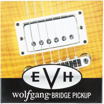EVH Wolfgang Bridge Pickup Chrome Pastilla Guitarra Eléctrica