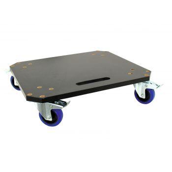 Roadinger Wheel Board MDF Carro de Transporte